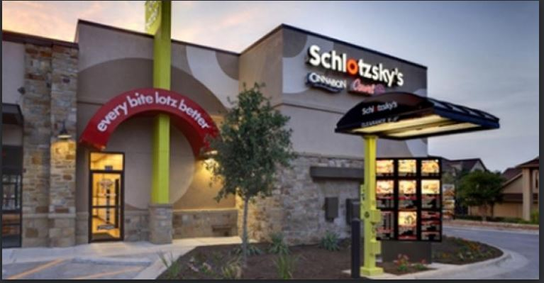 schlotzsky's customer appreciation