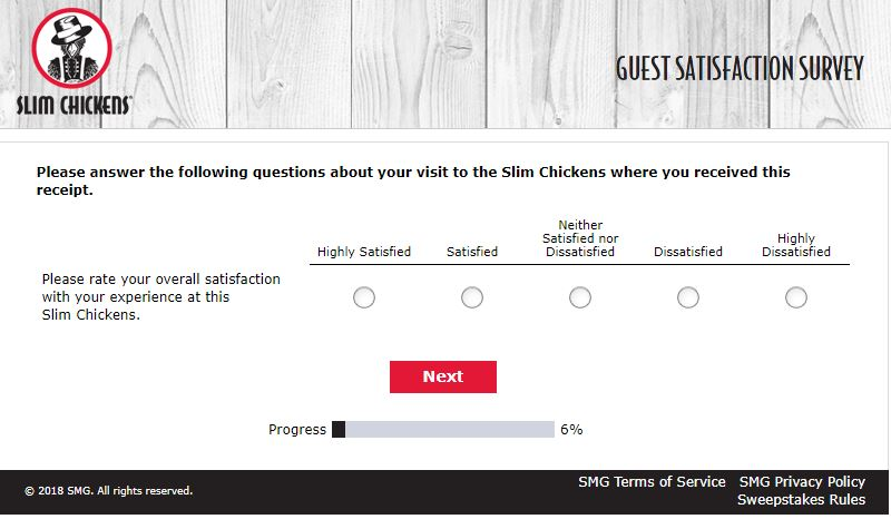 slim chickens corp