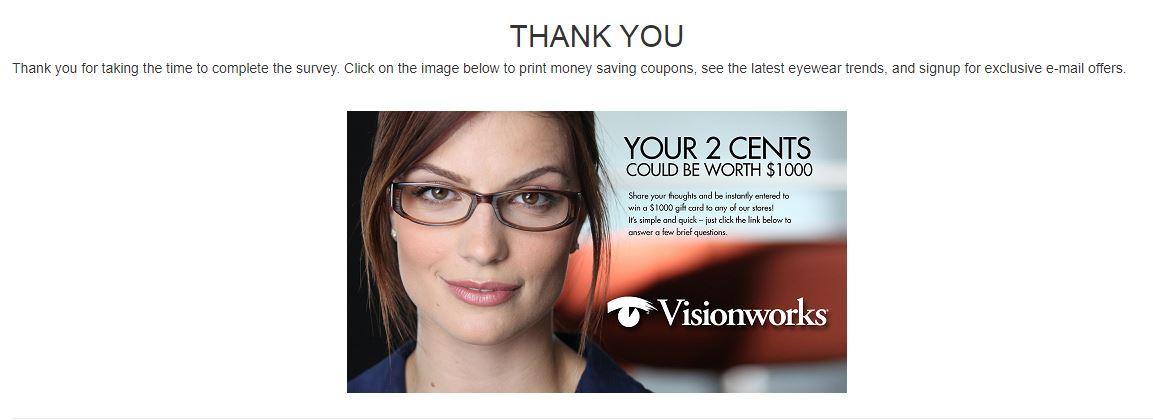 visionworks customer service hours