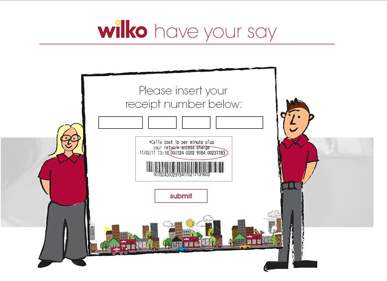 Wilko Customer Survey