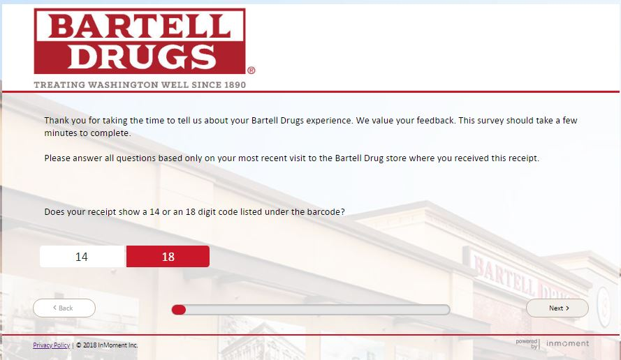 survey.bartelldrugs.com/ | Bartell Drugs Survey – Win a Surprise Gift ...