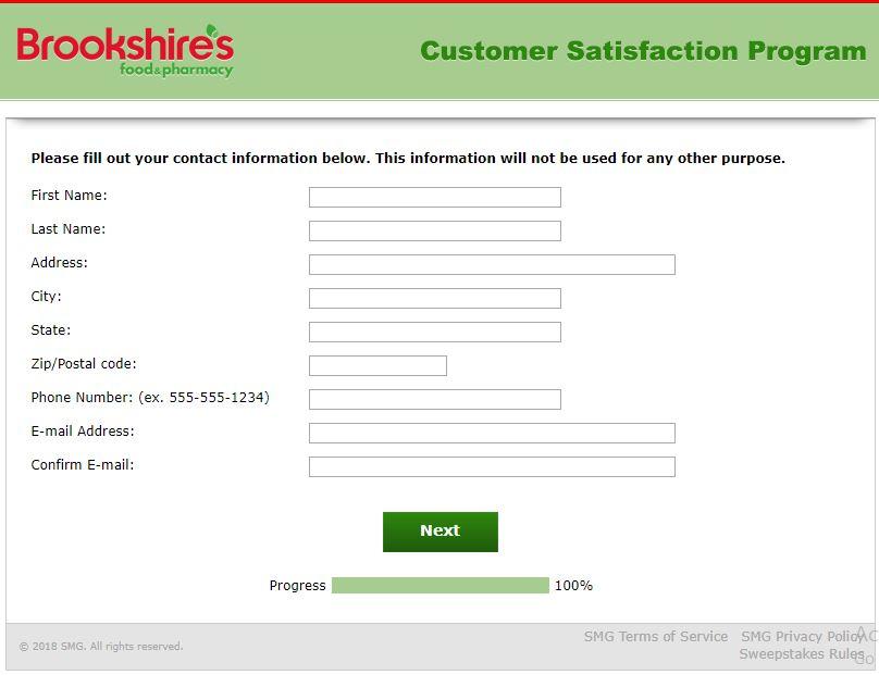 www.brookshiresfeedback.smg.com/ | Brookshire Grocery Survey ...