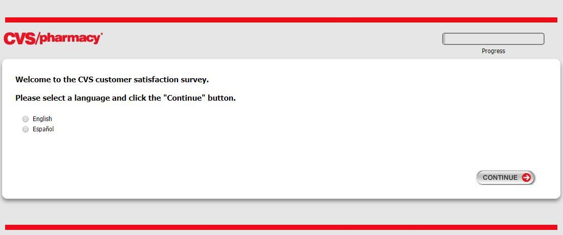 cvs sweepstakes take survey