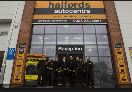 Halfords Auto Centers Customer Satisfaction Survey