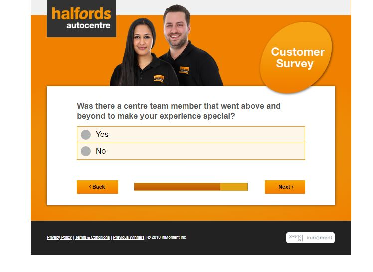 halfords autocentre customer service number