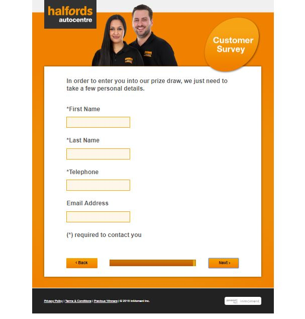 halfords autocentre feedback