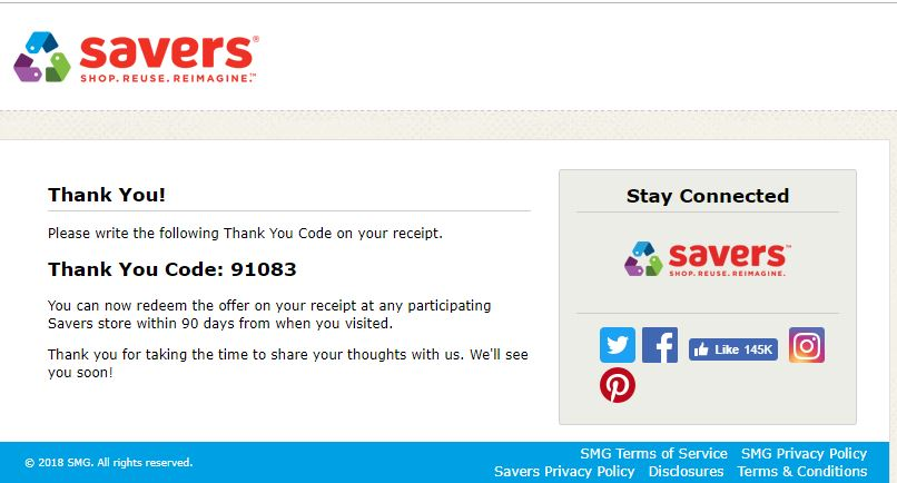 savers coupons