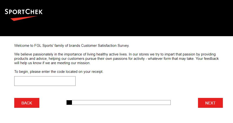 www.sportcheksurvey.ca SportChek Customer Survey $500 ...