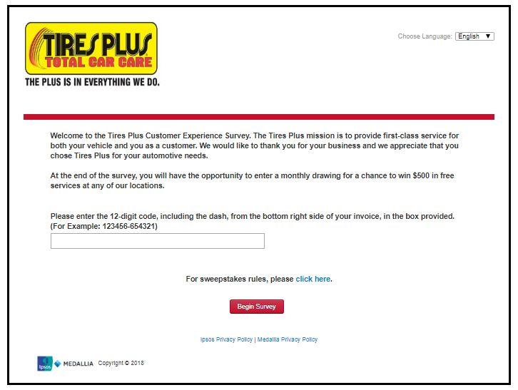 www.tiresplussurvey.com - Tires Plus Online Survey | 16DollarHouse