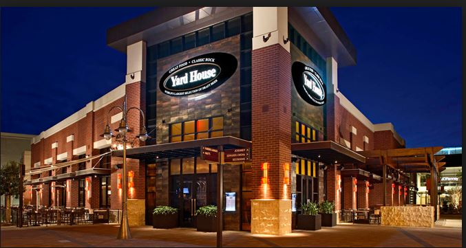 yard house pub