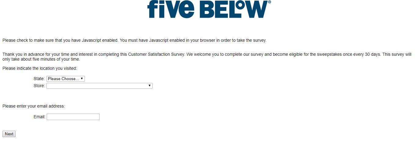 five below customer reviews