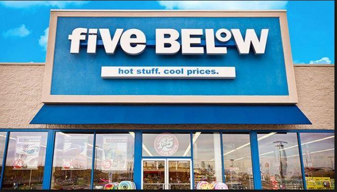 five below customer service