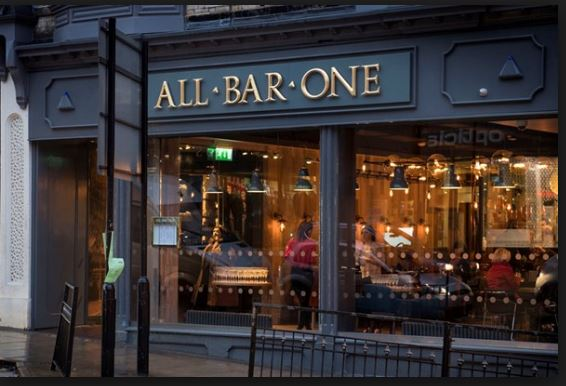 all bar one guest feedback