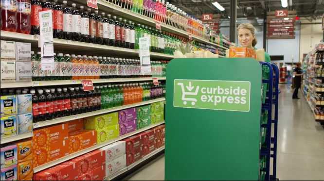 Curbside Express Customer Satisfaction Survey -