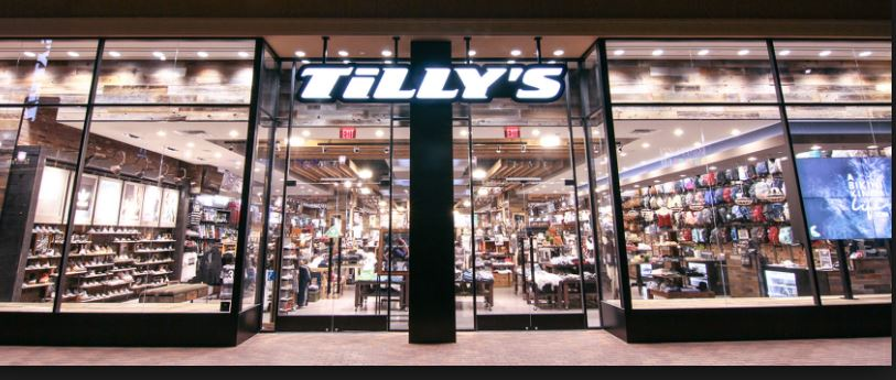 Customer Service Survey   Tillys