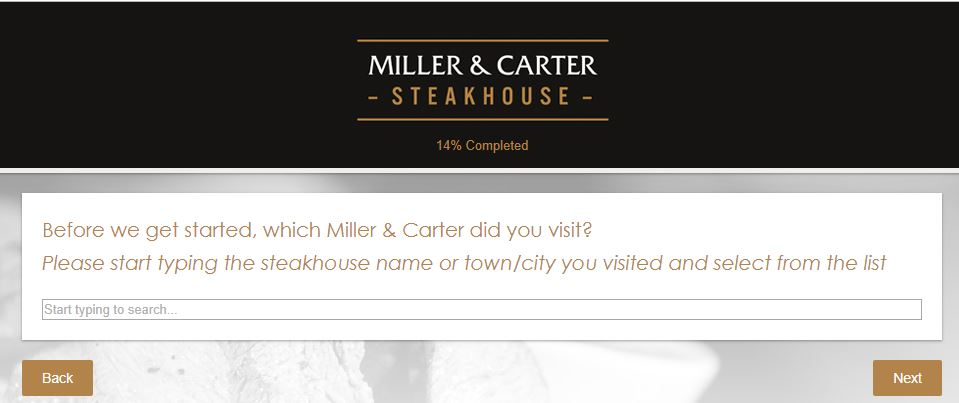 Miller & Carter Guest Satisfaction Survey - GuestSatisfactionSurveys ...