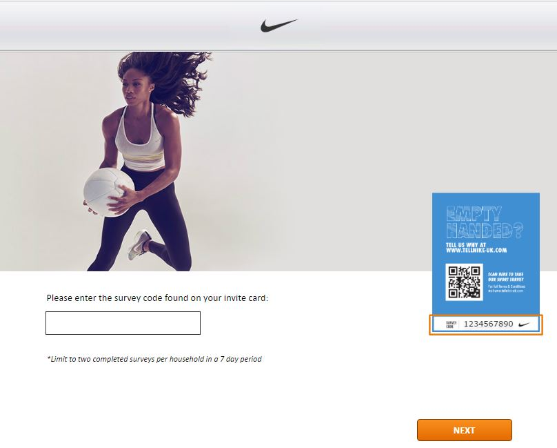 The Nike UK Consumer Feedback Survey