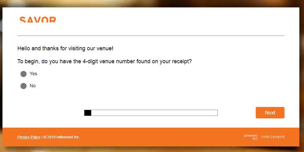 www.savorfeedback.com Savor Smg Survey Redemption Code