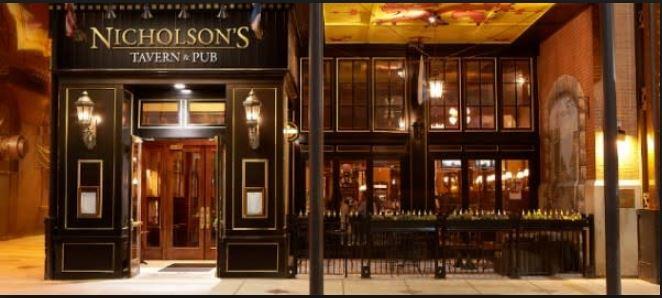 Nicholson's Pub Guest Experience Survey