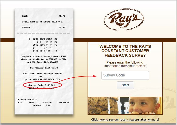 ray's constant customer service