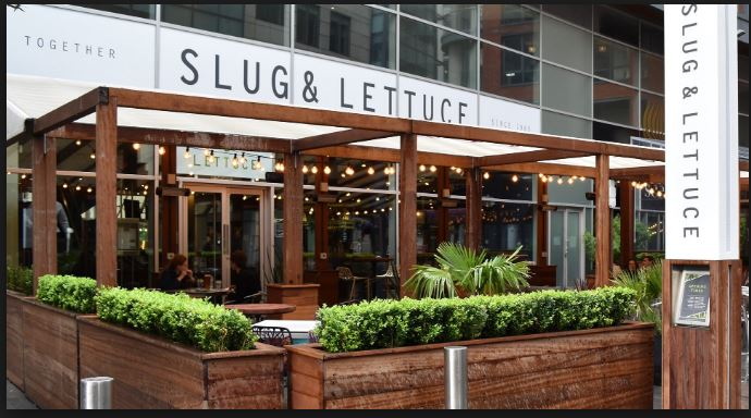 The Slug and Lettuce Customer Satisfaction Survey