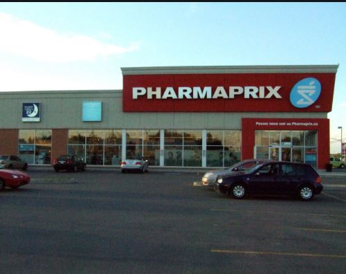 pharmaprix pharmacy